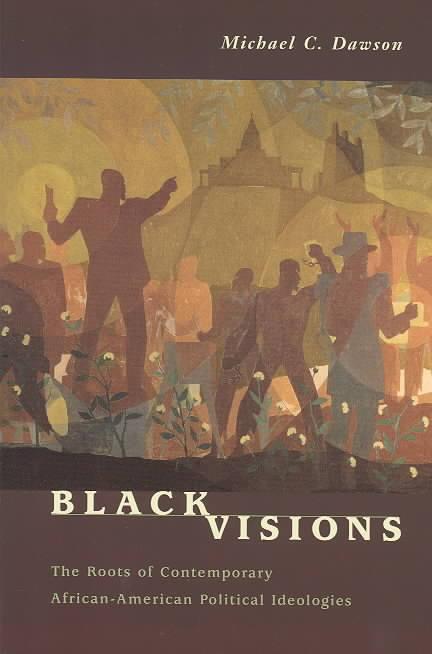 Black Visions By Dawson, Michael C.
